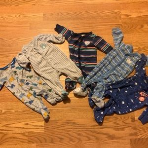 Carter's Fitted onesies (bundle set)
